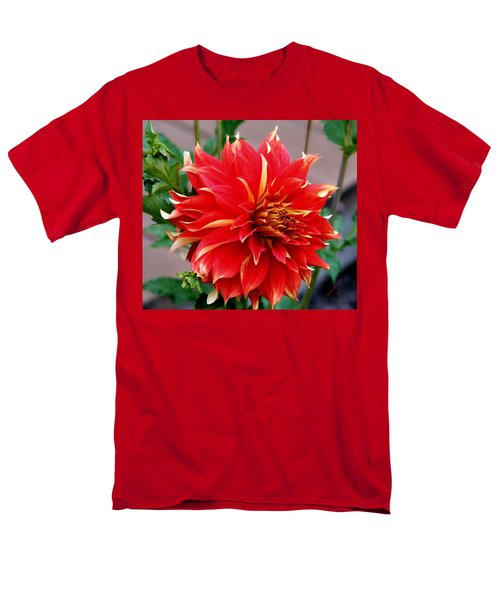 Men's T-Shirt  (Regular Fit) featuring the photograph Magnifique by Jeanette C Landstrom