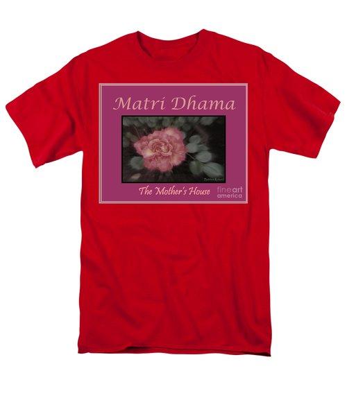 Matri Dhama Design 5 Men's T-Shirt  (Regular Fit) by Bobbee Rickard