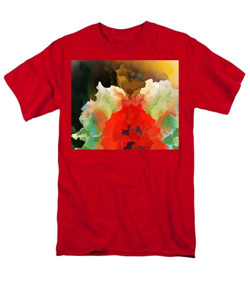 Mystic Bloom Men's T-Shirt  (Regular Fit) by David Lane