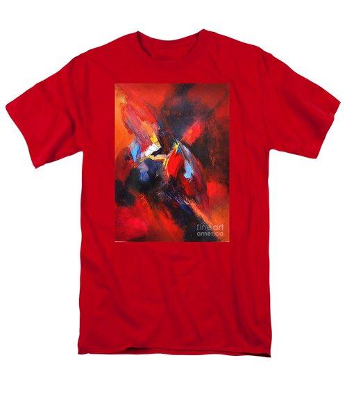 Mystic Image Men's T-Shirt  (Regular Fit) by Glory Wood