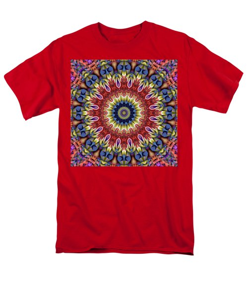 Natural Attributes 13 Square Men's T-Shirt  (Regular Fit) by Wendy J St Christopher