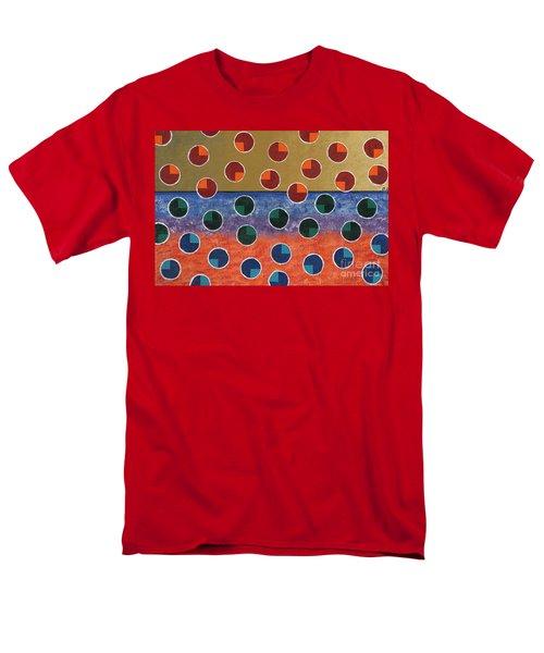 Pacman Zombies Awaking At Sun-rise Men's T-Shirt  (Regular Fit) by Jeremy Aiyadurai