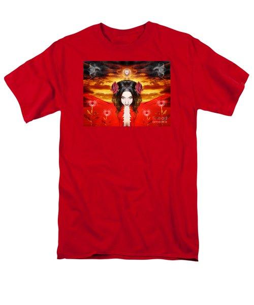 Persephone Do I Invoke Men's T-Shirt  (Regular Fit) by Heather King
