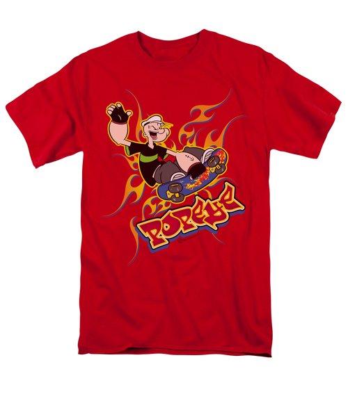 Popeye - Get Air Men's T-Shirt  (Regular Fit) by Brand A