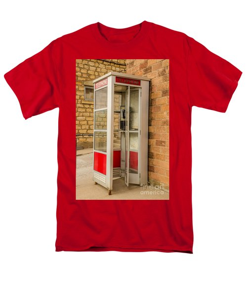 Before Cell Phones Men's T-Shirt  (Regular Fit) by Sue Smith