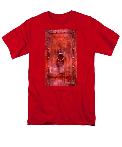 Rust Never Sleeps Men's T-Shirt  (Regular Fit) by John  Kolenberg