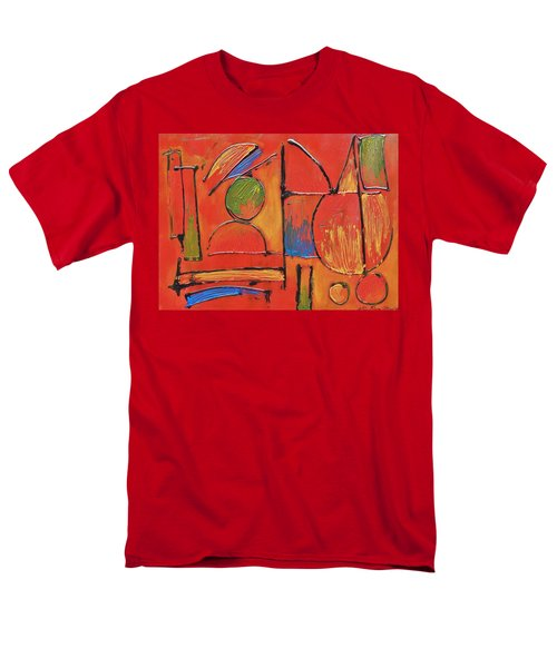 Searching For My Soul Men's T-Shirt  (Regular Fit) by Jason Williamson