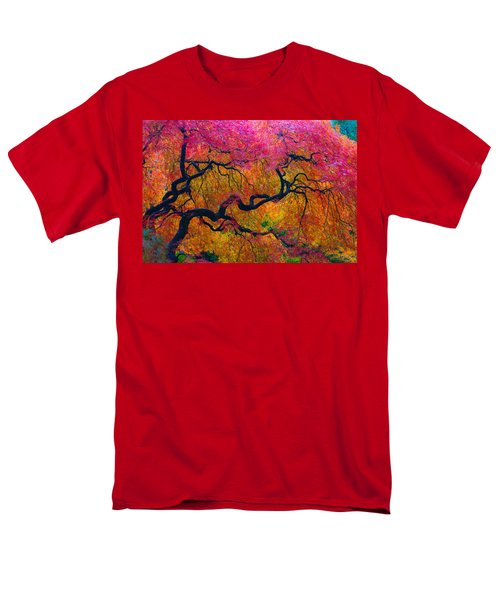 Shades Of Autumn Men's T-Shirt  (Regular Fit) by Patricia Babbitt