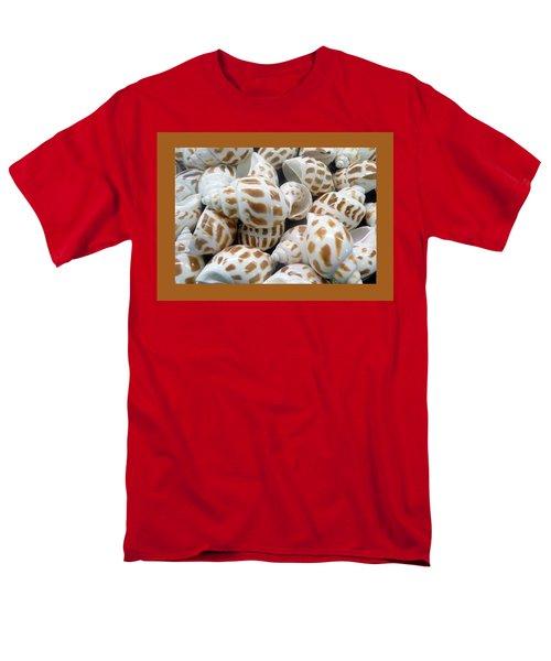 Shells - 7 Men's T-Shirt  (Regular Fit) by Carla Parris
