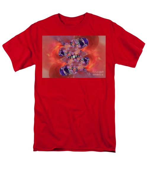 Spiritual Dna Men's T-Shirt  (Regular Fit) by Margie Chapman