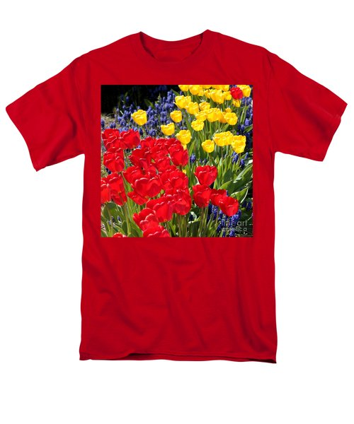 Spring Sunshine Men's T-Shirt  (Regular Fit)