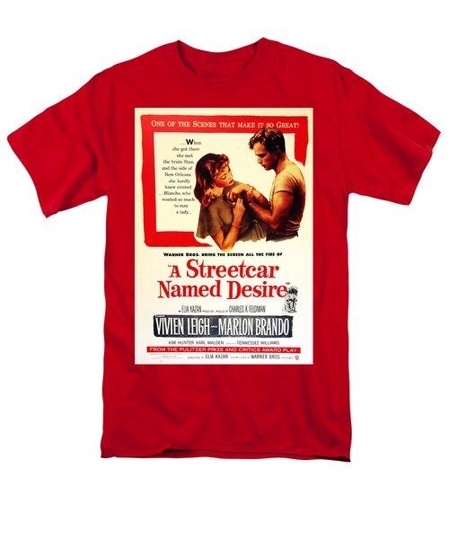 Stellaaaaa - A Streetcar Named Desire Men's T-Shirt  (Regular Fit) by Debbie Oppermann