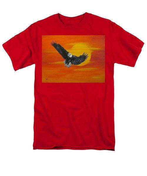 Sun Riser Men's T-Shirt  (Regular Fit) by Wendy Shoults
