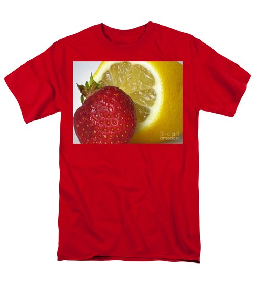 Men's T-Shirt  (Regular Fit) featuring the photograph Sweet And Sour by Nina Silver