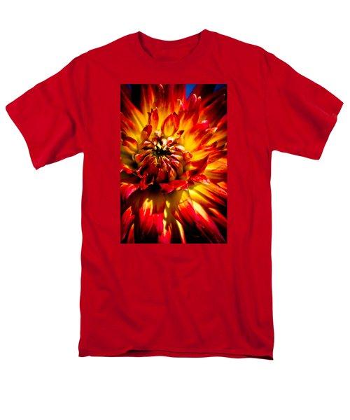 Tahiti Sunrise Men's T-Shirt  (Regular Fit) by Joel Loftus