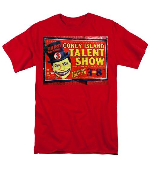 Talent Show Men's T-Shirt  (Regular Fit) by Ed Weidman