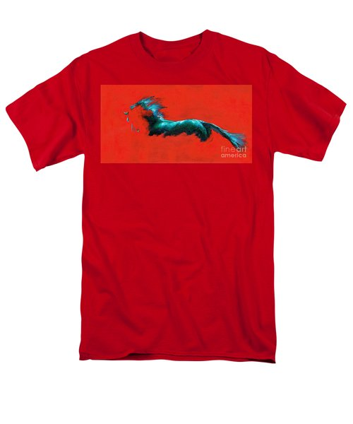 The Beginning Of Life Men's T-Shirt  (Regular Fit) by Frances Marino