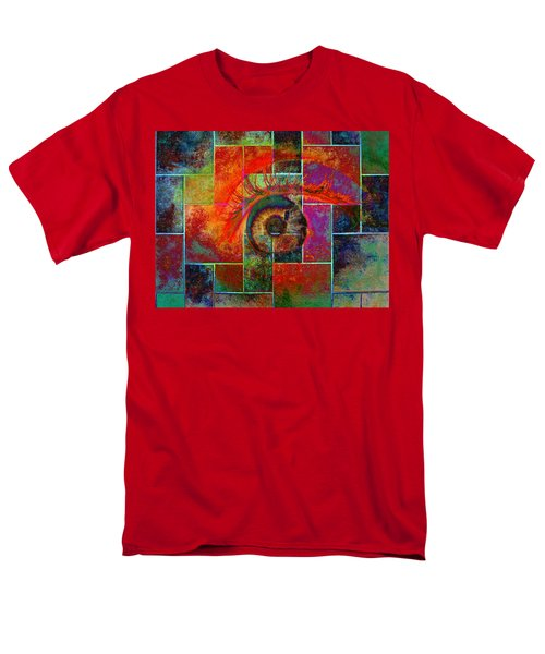 The Eye Men's T-Shirt  (Regular Fit) by Ron Harpham