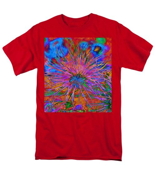The Heart Of The Matter.. Men's T-Shirt  (Regular Fit) by Jolanta Anna Karolska