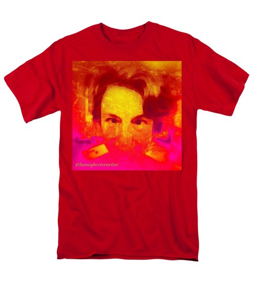 The Most Beautiful Thing ... Men's T-Shirt  (Regular Fit) by Anna Porter