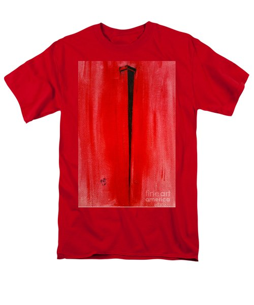 The Nail Men's T-Shirt  (Regular Fit) by Justin Moore
