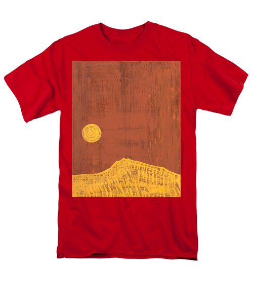 Tres Orejas Original Painting Men's T-Shirt  (Regular Fit) by Sol Luckman