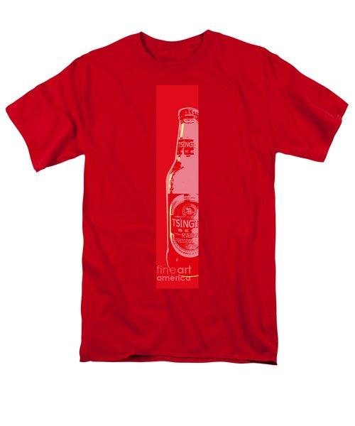 Tsingtao Beer Men's T-Shirt  (Regular Fit) by Jean luc Comperat