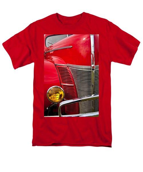 V8 - Another View Men's T-Shirt  (Regular Fit) by Mark Alder