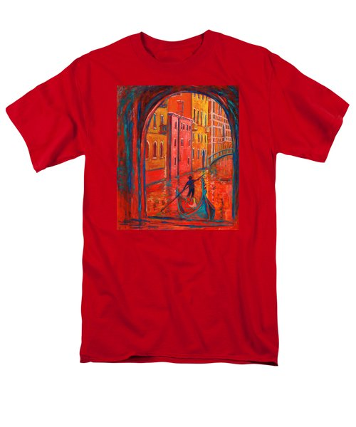 Venice Impression Viii Men's T-Shirt  (Regular Fit)