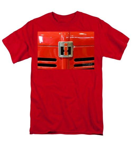 Vintage International Harvester Tractor Badge Men's T-Shirt  (Regular Fit) by Paul Ward