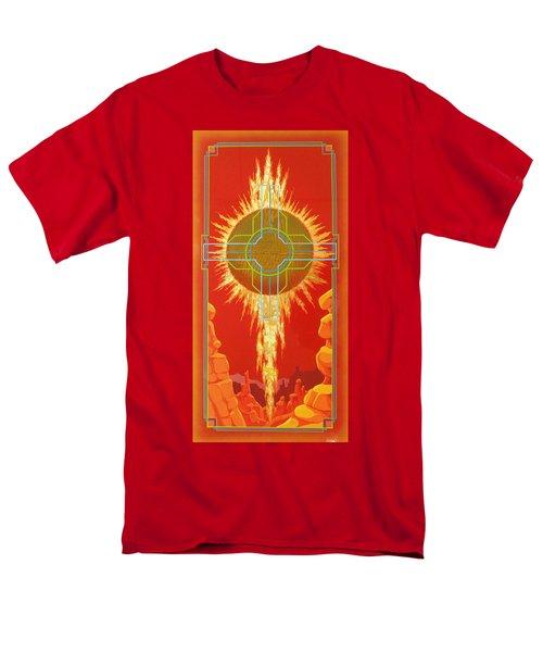 Visitation Men's T-Shirt  (Regular Fit) by Alan Johnson