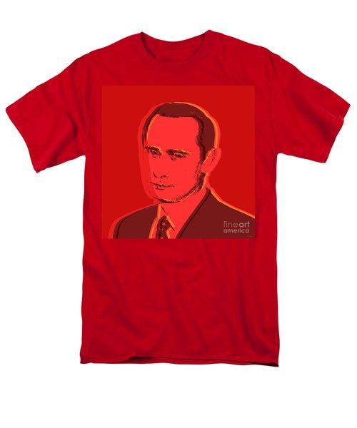 Vladimir Putin Men's T-Shirt  (Regular Fit) by Jean luc Comperat