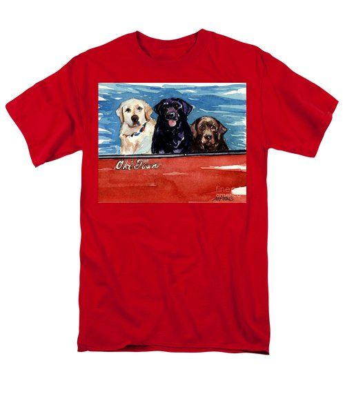 Whole Crew Men's T-Shirt  (Regular Fit) by Molly Poole