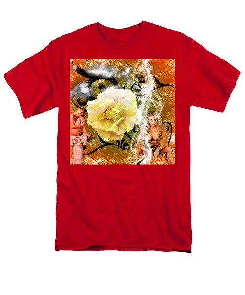 Men's T-Shirt  (Regular Fit) featuring the photograph Beauty by Clayton Bruster