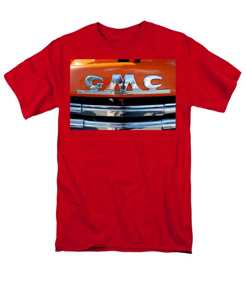 Men's T-Shirt  (Regular Fit) featuring the photograph '49 G M C by John Schneider