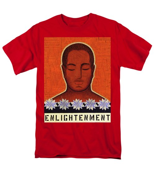 Enlightenment Men's T-Shirt  (Regular Fit) by Gloria Rothrock