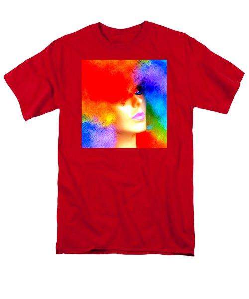 Eye Of The Rainbow Men's T-Shirt  (Regular Fit) by John King