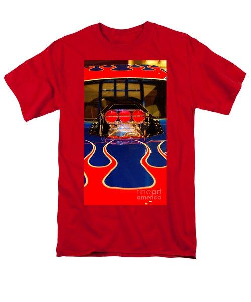 Hot Rod 1 Men's T-Shirt  (Regular Fit) by Micah May