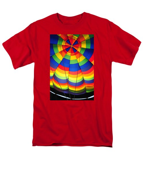 Men's T-Shirt  (Regular Fit) featuring the photograph Outside Looking In by Mike Martin