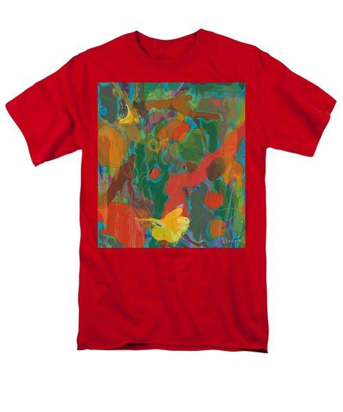 Amazon Men's T-Shirt  (Regular Fit) by David Klaboe