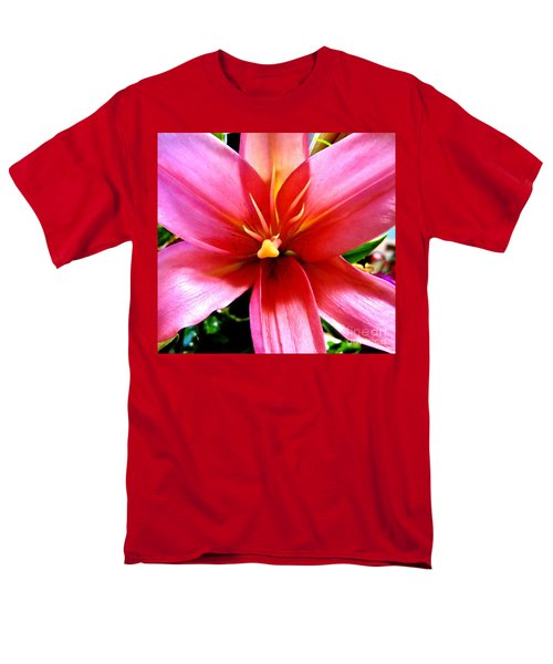 Lily Men's T-Shirt  (Regular Fit) by Tim Townsend