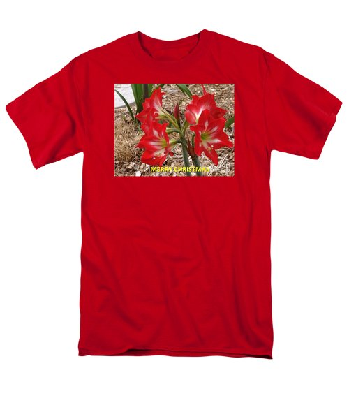 Men's T-Shirt  (Regular Fit) featuring the photograph Christmas Card by Rod Ismay