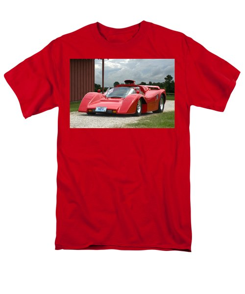 1974 Manta Mirage With Buick 215 Cubic Inch V8 Men's T-Shirt  (Regular Fit) by Tim McCullough