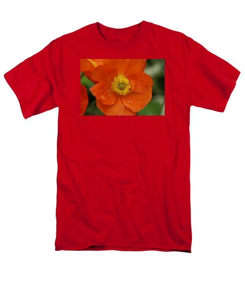 Poppy Men's T-Shirt  (Regular Fit) by Heidi Poulin
