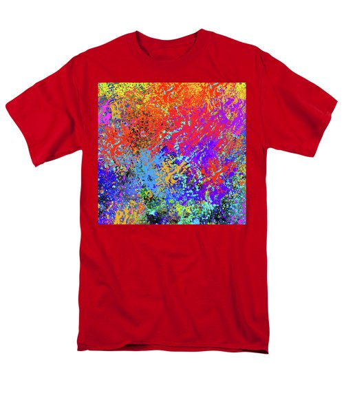 Abstract Composition Men's T-Shirt  (Regular Fit) by Samiran Sarkar