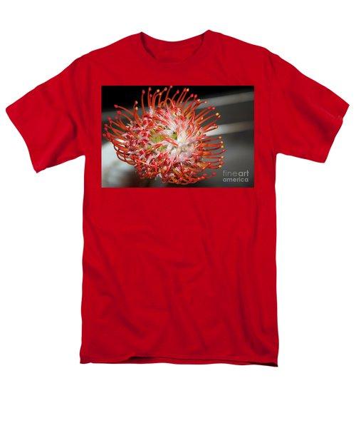 Exotic Flower Men's T-Shirt  (Regular Fit) by Elvira Ladocki