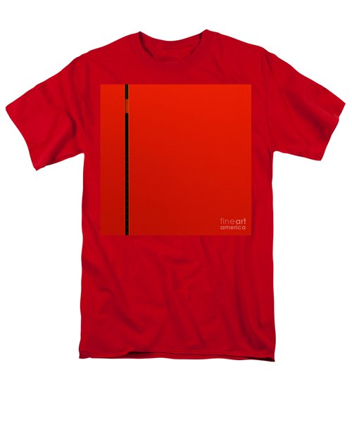 A Break In The Action Men's T-Shirt  (Regular Fit) by CML Brown