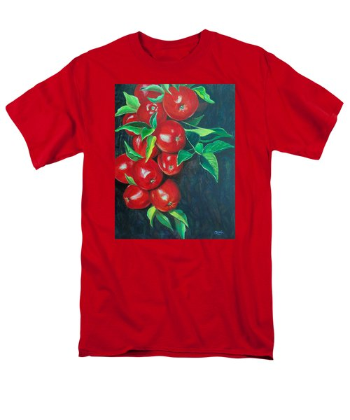 Men's T-Shirt  (Regular Fit) featuring the painting A Bumper Crop by Susan DeLain