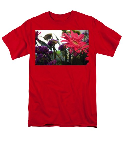 A Daisy And Friends Men's T-Shirt  (Regular Fit) by Karen Nicholson
