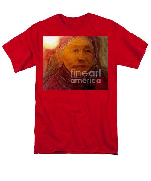 A Luminous World Men's T-Shirt  (Regular Fit)